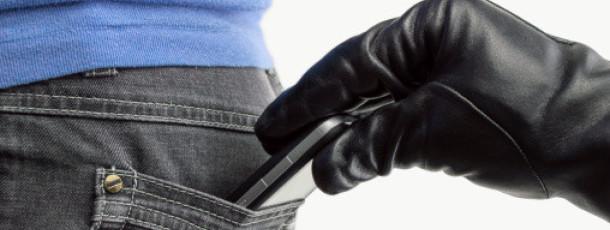 Bloquear celulares perdidos ou roubados